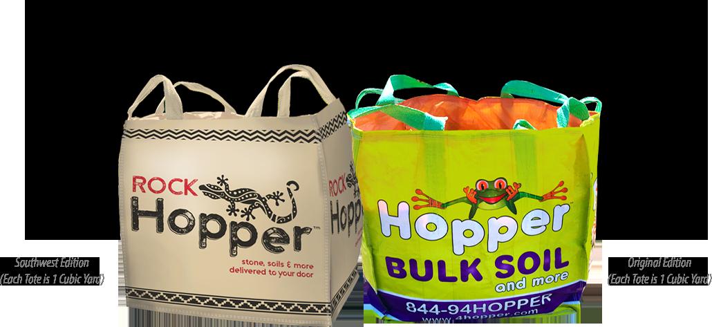Hopper Bags